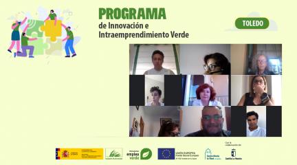 Un total de 16 profesionales participan en el Programa de Innovación e Intraemprendimiento Verde para mejorar sus competencias en sostenibilidad
