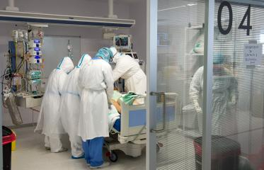 Castilla-La Mancha confirma 817 nuevos contagios por infección de coronavirus