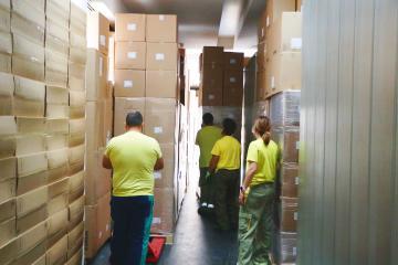 El Gobierno de Castilla-La Mancha ha distribuido más de 30 millones de artículos de protección para profesionales sanitarios desde el inicio de la pandemia