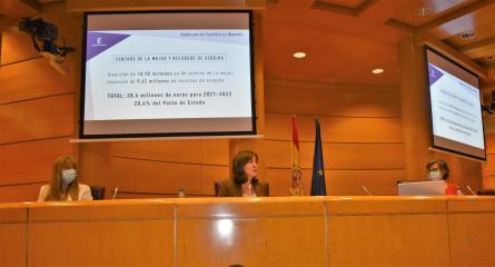El Gobierno de Castilla-La Mancha demanda la institucionalización del Pacto de Estado contra la violencia de género