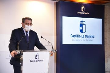 Rueda de prensa sobre las medidas del nuevo decreto de actuaciones en CLM