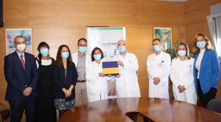 """El laboratorio de Análisis Clínicos del Hospital de Cuenca, galardonado en los premios internacionales """"Univants"""" de excelencia sanitaria"""