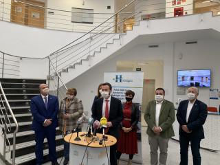 El Gobierno de Castilla-La Mancha impulsará la Transición Energética Justa de la comarca de Puertollano con cuatro convenios por un importe superior a los 8 millones de euros