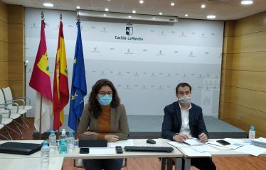 El Gobierno de Castilla-La Mancha prepara el nuevo Programa Operativo del Fondo Social Europeo + para el periodo 2021-2027