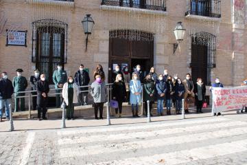 """El Gobierno regional muestra un """"profundo dolor"""" tras el asesinato machista de Villarrubia de los Ojos (Ciudad Real)"""