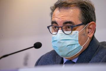 Rueda de prensa datos sobre el proceso de vacunación (22 de enero) Sanidad