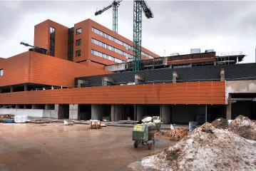 El Gobierno regional publica el procedimiento para la compra e instalación del equipamiento técnico de los quirófanos del nuevo Hospital de Guadalajara