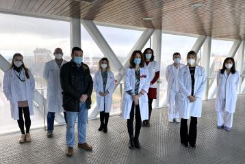 Los Complejos Hospitalarios Universitarios de Albacete y Toledo, entre los once hospitales que se han unido a la Red Nacional de Metástasis Cerebral