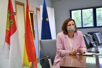 El Gobierno de Castilla-La Mancha subraya su compromiso con el desarrollo de la industria agroalimentaria en el marco de los fondos europeos