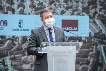 Inauguración de la exposición conmemorativa del VI centenario de Ciudad Real