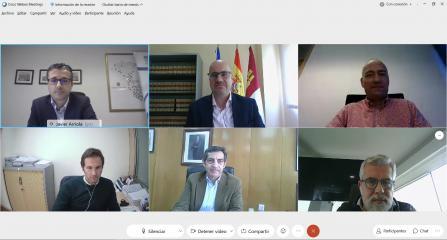 El Gobierno de Castilla-La Mancha subraya su compromiso con la innovación en el emprendimiento empresarial que promueven los CEEIs