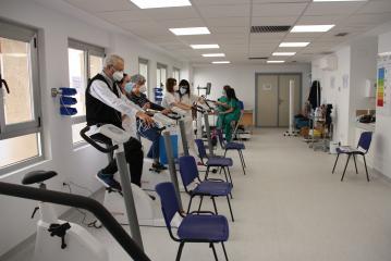 El Gobierno de Castilla-La Mancha dota al Hospital 'Virgen de la Luz' de Cuenca de una Unidad de Rehabilitación Cardio-Respiratoria