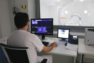 La resonancia magnética de última generación del Hospital Universitario de Toledo comienza a realizar estudios