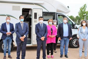 El Gobierno de Castilla-La Mancha subraya su compromiso con el apoyo al desarrollo del turismo rural en la provincia de Ciudad Real
