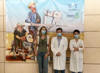 El Hospital de Tomelloso difunde conocimientos sobre herramientas diagnósticas de laboratorio para mejorar la calidad asistencial durante la pandemia