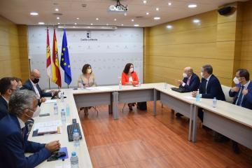 El Gobierno de Castilla-La Mancha subraya el potencial de nuestra región para liderar el desarrollo de la industria del hidrógeno en Europa