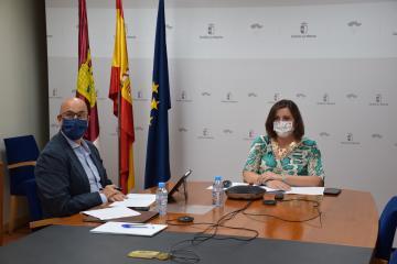 El Gobierno de Castilla-La Mancha valora la oportunidad que supone el PERTE del Vehículo Eléctrico Conectado para la industria de la automoción de la región