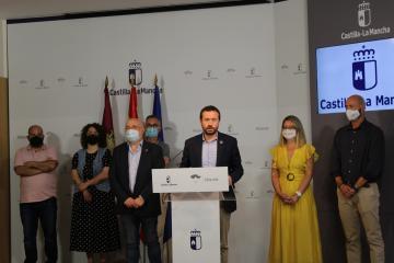 El Gobierno regional completará el despliegue de la tecnología 4G en Albacete con cuatro nuevas antenas tras invertir siete millones de euros