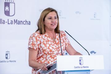 La consejera de Educación, Cultura y Deportes ha participado hoy en el acto de Inauguración de la 1ª fase del IESO 'Luisa Sigea'