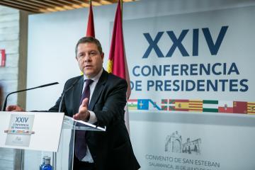 XXIV edición de la Conferencia de Presidentes (II)