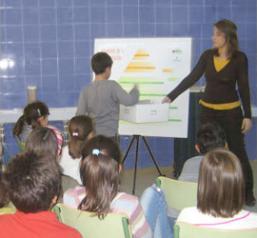 Salud infantil en la etapa escolar