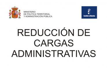 Reducción de cargas administrativas