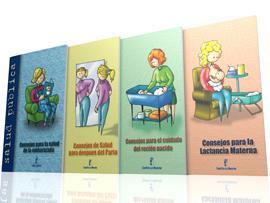 Programa de Educación para la salud materno-infantil (Sanitarios)