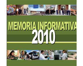 Memoria Informativa 2010
