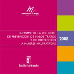 Informe 2008 Prevención Malos Tratos