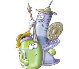 Vacunaciones infantiles en la etapa escolar