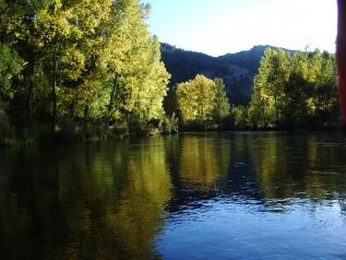La pesca en Castilla-La Mancha
