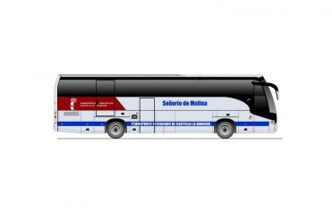 Servicio Integrado de Transporte Señorío de Molina (Guadalajara)