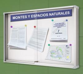 Exposición Pública Montes y Espacios Naturales
