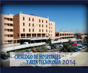 Catálogo de Hospitales y Alta Tecnología