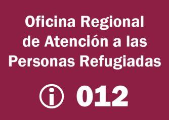 Oficina Regional de Atención a las Personas Refugiadas