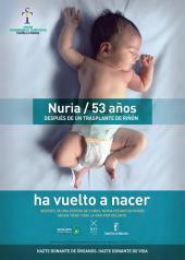 Donación de órganos para trasplante