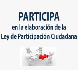 Inicio del proceso participativo para la elaboración de una Ley de Participación Ciudadana en Castilla-La Mancha
