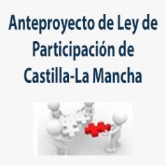 Anteproyecto de Ley de Participación de Castilla-La Mancha