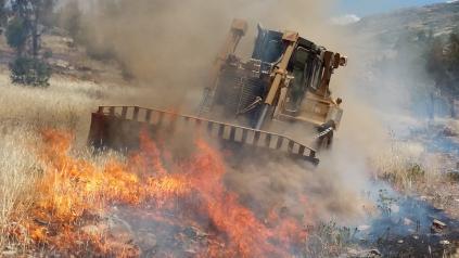 Curso de formación: Teórico de Conducción de Maquinaria Pesada en Extinción de Incendios Forestales