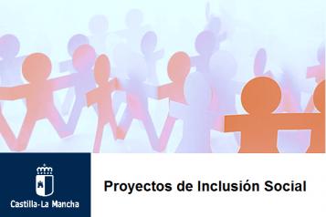 Subvenciones para el desarrollo de proyectos de Inclusión Social 2018