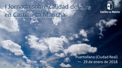 I Jornada sobre calidad del aire en Castilla-La Mancha