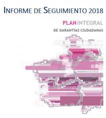 Informe de seguimiento del Plan Integral de Garantías Ciudadanas CLM 2018