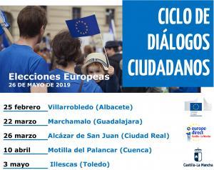 Diálogos Ciudadanos Elecciones Europeas