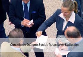 Diálogo Social - Relaciones Laborales