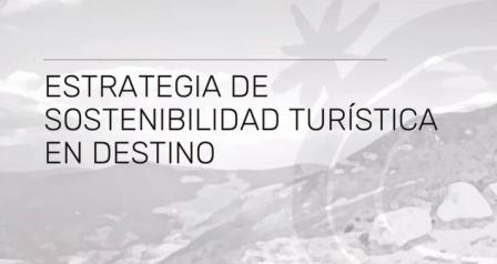 Estrategia de sostenibilidad turística en destino