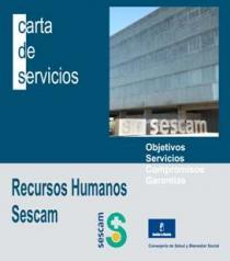 Recursos Humanos del SESCAM
