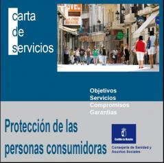 Carta de Servicios - Protección de las Personas Consumidoras