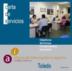 Oficinas de Información y Registro de Toledo
