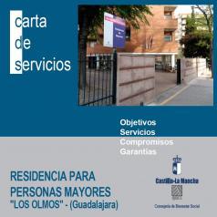 Residencia para Personas Mayores Los Olmos de Guadalajara