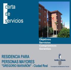 Residencia para Personas Mayores Gregorio Marañón de Ciudad Real